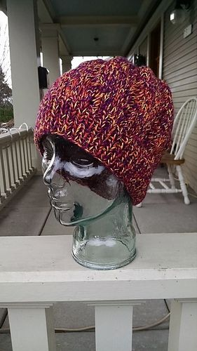 Ravelry: pdx-mom's A Slouch for All Seasons