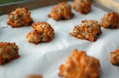 Sausage Balls made with Buttermilk