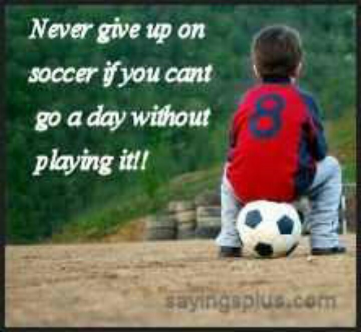inspirational soccer quotes and sayings - photo #33