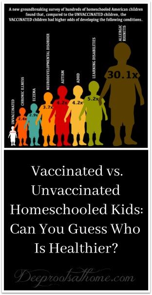 Harvard Immunologist: Unvaccinated Children Pose No Risk To Vacc'd Counterparts