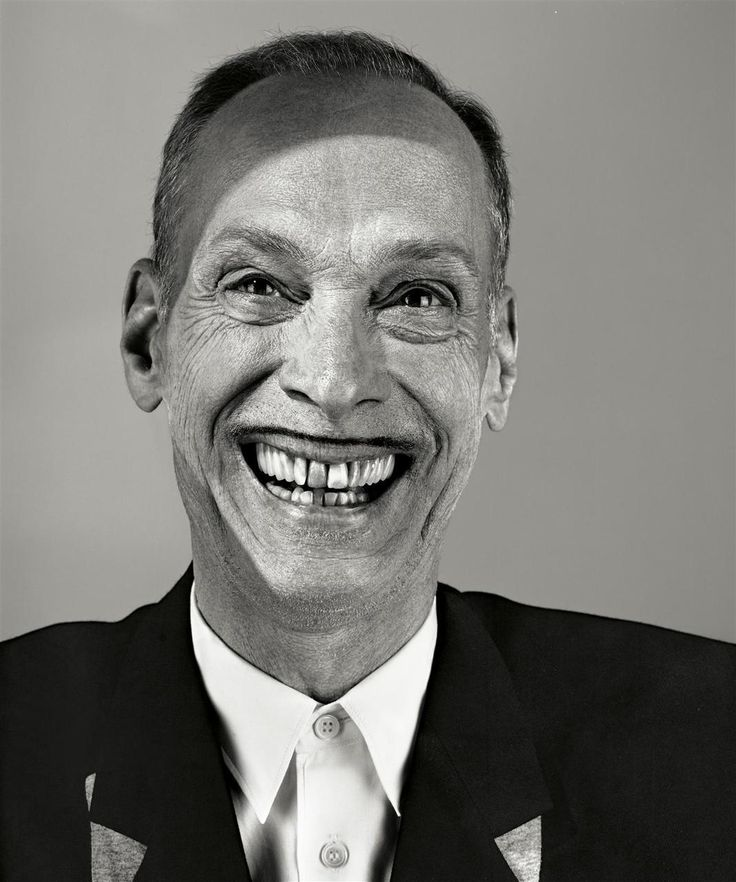 John Waters by Richard Burbridge, 2008