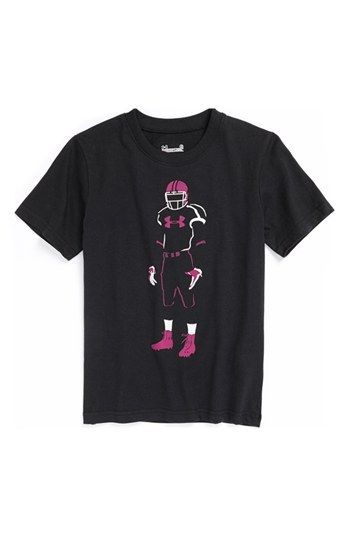 Under Armour 'Power in Pink™' T-Shirt (Little Boys) available at #Nordstrom