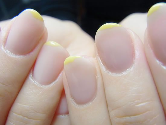 Little bit Yellow:NAIL-COMMON