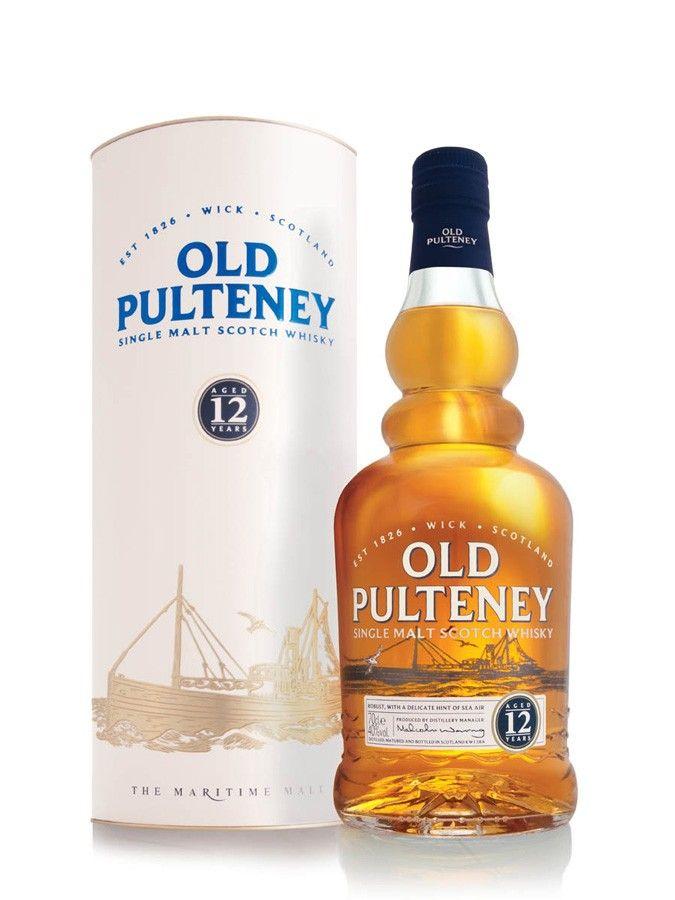 Whisky OLD PULTENEY 12 ans 40% - Maison du Whisky