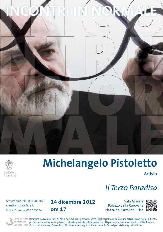 Michelangelo Pistoletto