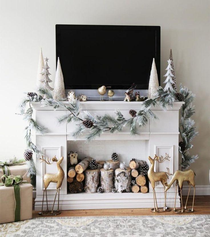 kaminumrandung-selber-bauen-dekokamin-weihnachten-winter-deko-weiss-holzstamm-geschenke
