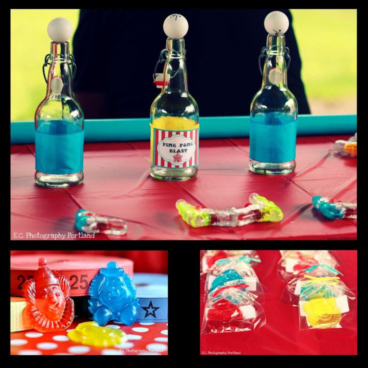 Awesome DIY carnival games!