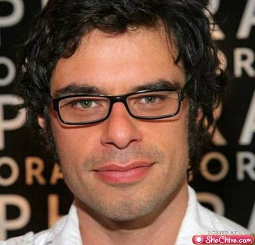 Afternoon eye candy: Jemaine Clement