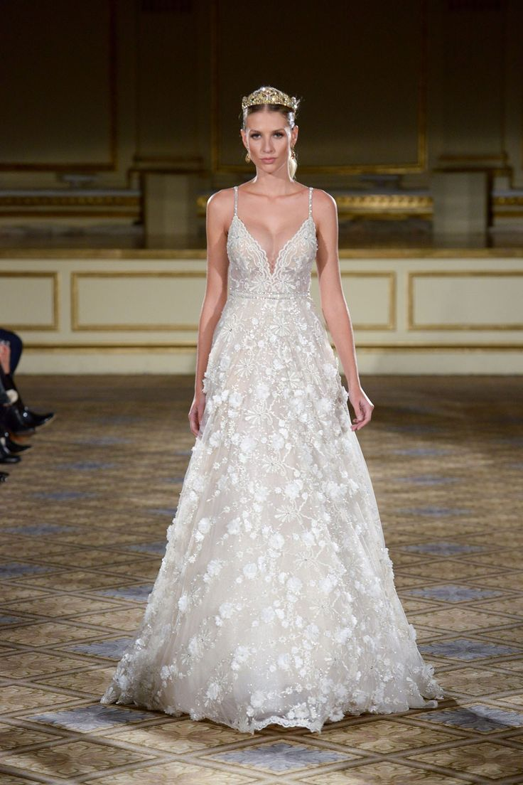 Wedding dress too much cleavage the for How much for a wedding dress
