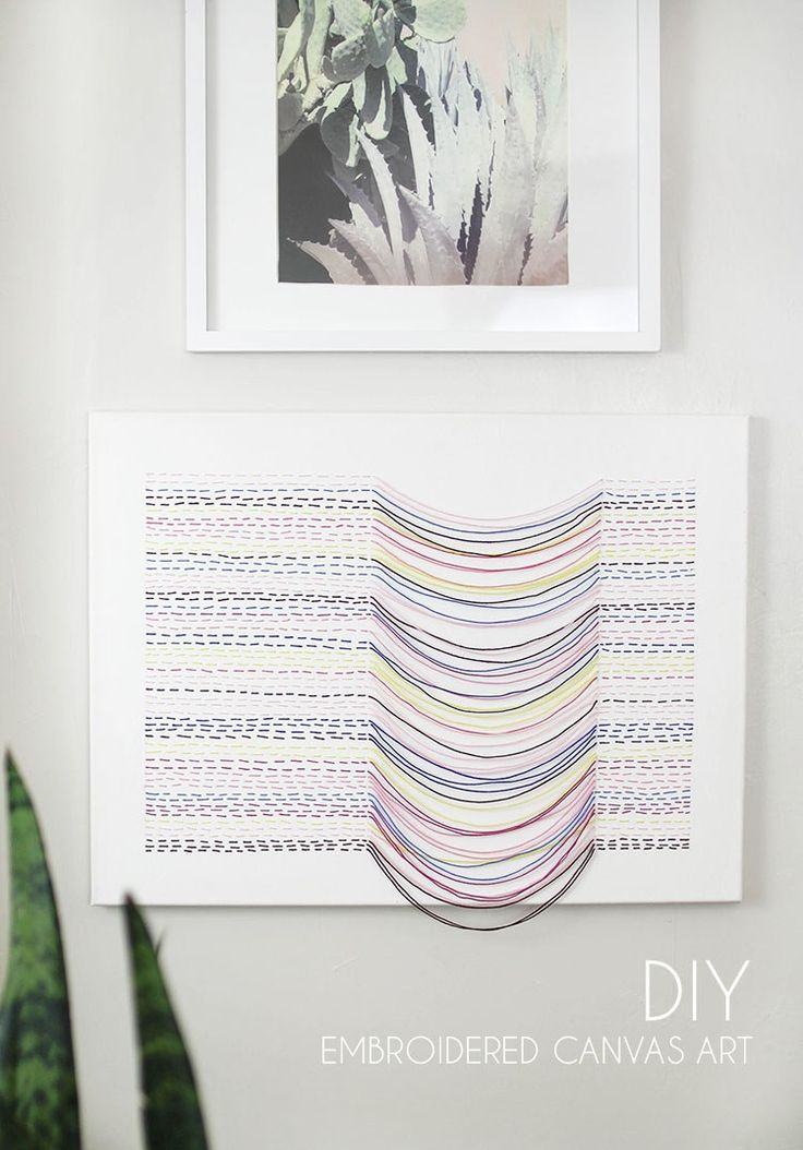 how to make your own wall decor