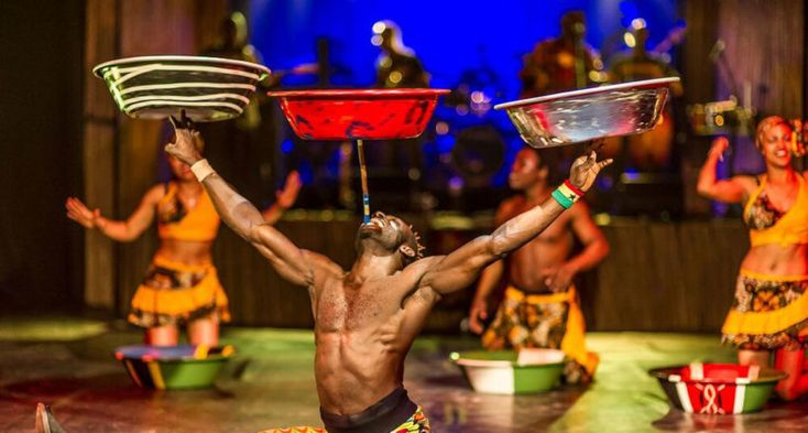 Cirque Africa. Review. Adelaide Fringe. Arts. Culture. Entertainment. InDaily.