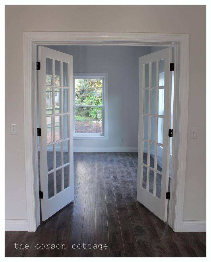 Interior French Doors For Addition