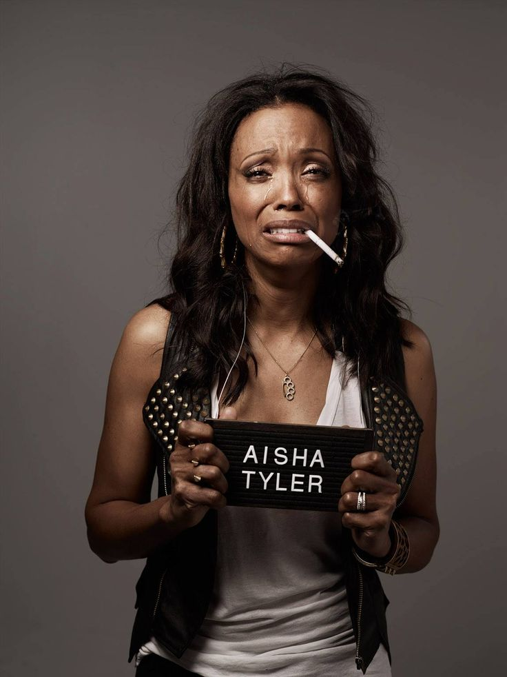 """Wounds turns into scars and scars make you tough.""- Aisha Tyler  Read More: http://www.vibe.com/2015/03/vibe-league-aisha-tyler-interview/?utm_source=sc-tw&utm_medium=ref&utm_campaign=aishatyler"