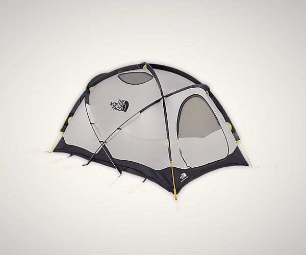 This two-person tent is the most compact of its series. With doors on both sides, it has easy access as well as ventilation. Snag this for your next expedition!