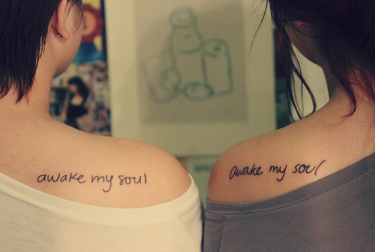56 best best friend tattoo ideas images on pinterest for Tattoos for best friends with meaning