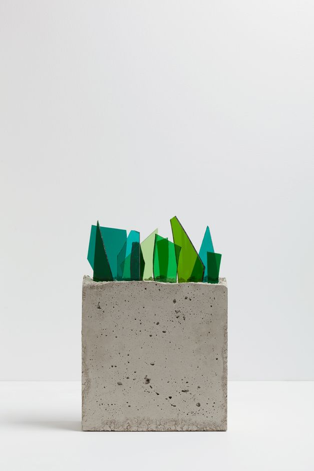 "<b>david-batchelor-concreto-2-03-2013_02_web</b><br> 						2013<br />concrete and coloured glass<br />29.5 x 20 x 6.5 cm						 						<div id=""bpebox"" style=""margin: 5px 0 5px 0; color:#666;""></div>					<br style=""clear: both;"" /><br style=""clear: both;"" />"