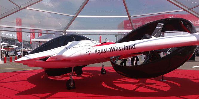 Repülő és helikopter is az új légi jármű