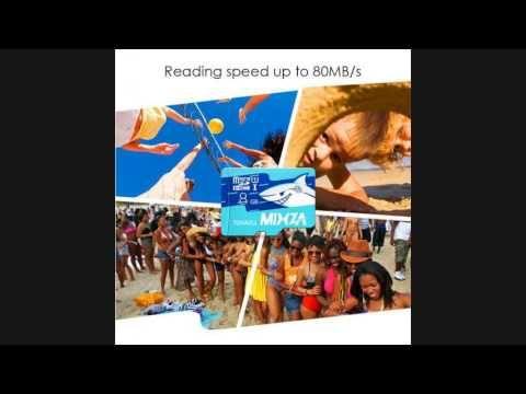 ถูกสุดๆ 32GB MIXZA TOHAOLL Ocean Series Memory Card TF Micro SD Card 3.0