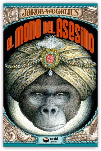 Es de noche en el puerto de Lisboa. Bajo el brillo de las farolas, un hombre corre para salvar su vida. Se llama Afonso Morro y guarda un secreto que personas poderosas quieren proteger a cualquier precio. Esa misma noche, corre la noticia de que se ha cometido un asesinato y que, en alguna parte del barrio portuario se esconde un simio loco y sanguinario: el mono del asesino.   Busca en http://absys.asturias.es/cgi-abnet_Bast/abnetop?ACC=DOSEARCH&xsqf01=wegelius+mono+asesino