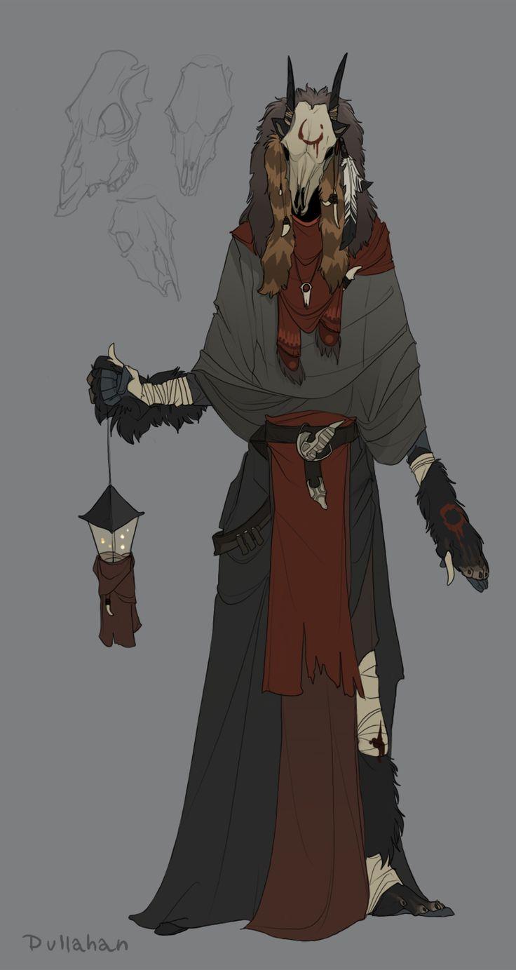 Dullahan concept by Shagan-fury.deviantart.com on @DeviantArt