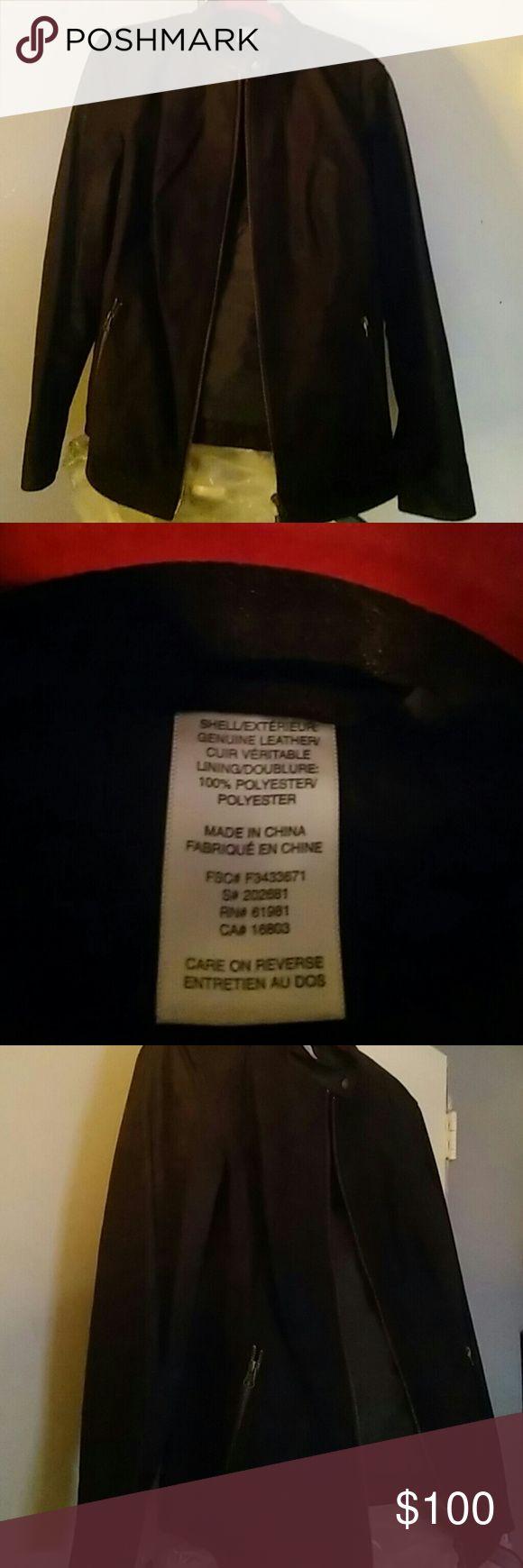 Leather swade jaket Beautiful leather/swade jacket chic Jackets & Coats