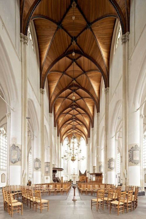 CJWHO ™, old, wood, church, cathedral