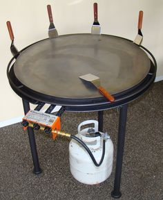"""Mongolian Grill 32"""" Something NEW FOR BBQ IN THE Backyard   eBay"""