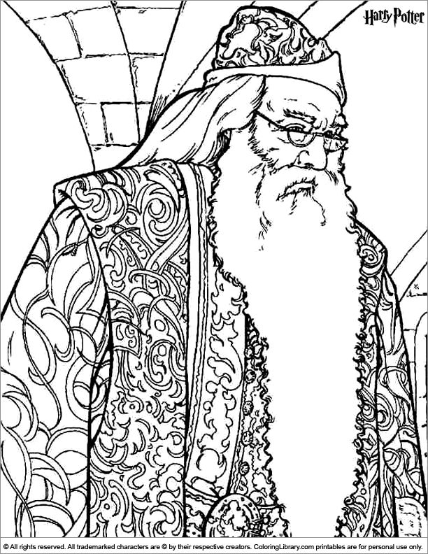 377 best Colorir Harry Potter images on Pinterest Adult coloring