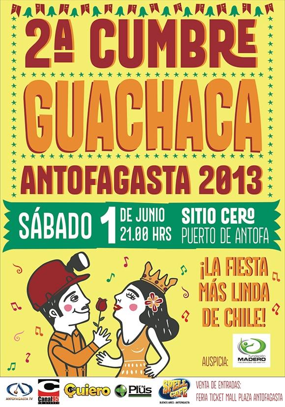 2ª Cumbre Guachaca de Antofagasta