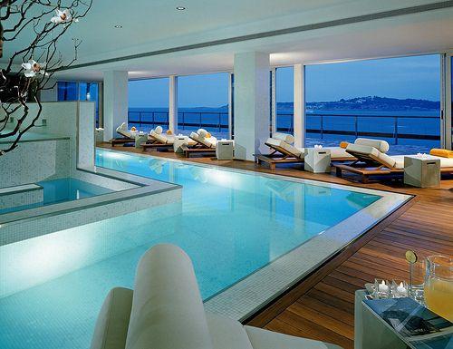 Indoor Pool...Yes Please!