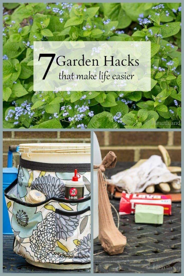 Garden Hacks 7 Tips That Will Make Your Life Easier Gardening
