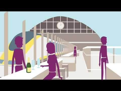 Best FAQ Destination Videos Images On Pinterest Train - Chunnel tickets london to paris