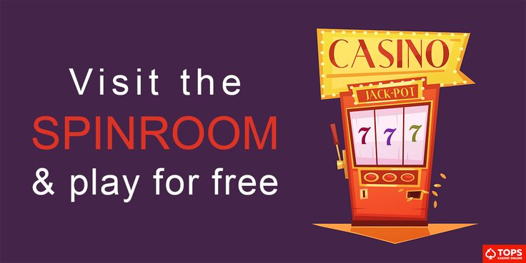 #FreeSlots | Visit The SpinRoom and play free top-notch slots every day of the week!