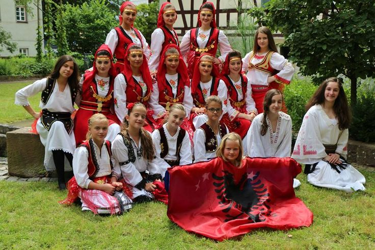 Albanian Clothing | Traditional Dress | Culture of Albania | Albanian People in National Costume.