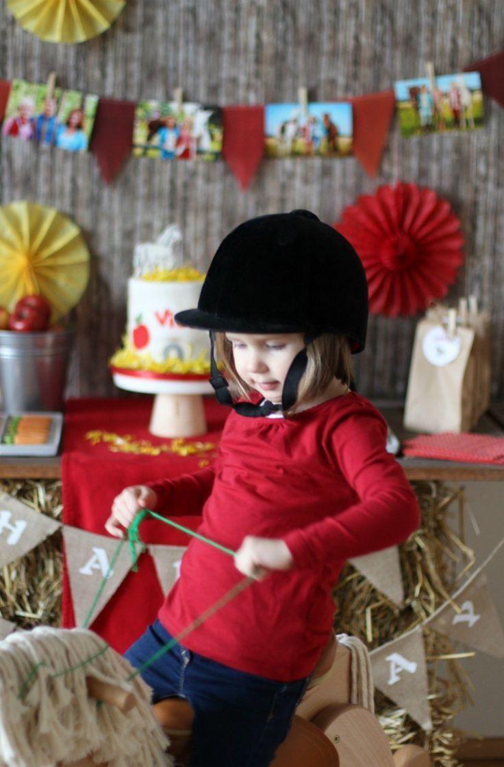 Bibi Und Tina Pferdeparty Zum Geburtstag Mit Sweet Table Jubeltage Pferde Party Pferdeparty Kindergeburtstag Kindergeburtstag Pferde