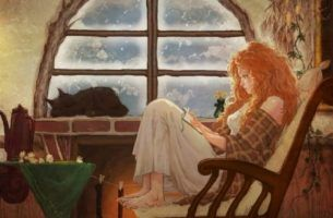 O książkach i czytaniu w Piękno Umysłu