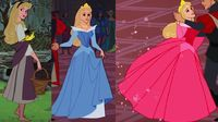 Цветные свадебные платья 19 века