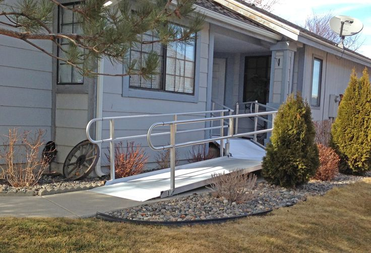 1000 Ideas About Wheelchair Ramps For Home On Pinterest