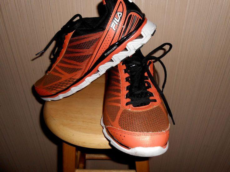 FILA MEN'S SNEAKERS! SIZE 11 1/2 #FILA #AthleticSneakers