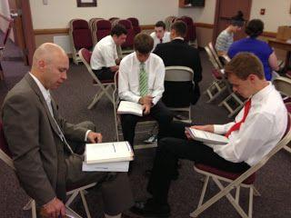 How to Study Preach My Gospel - MyMissionPrepClass.blogspot.com