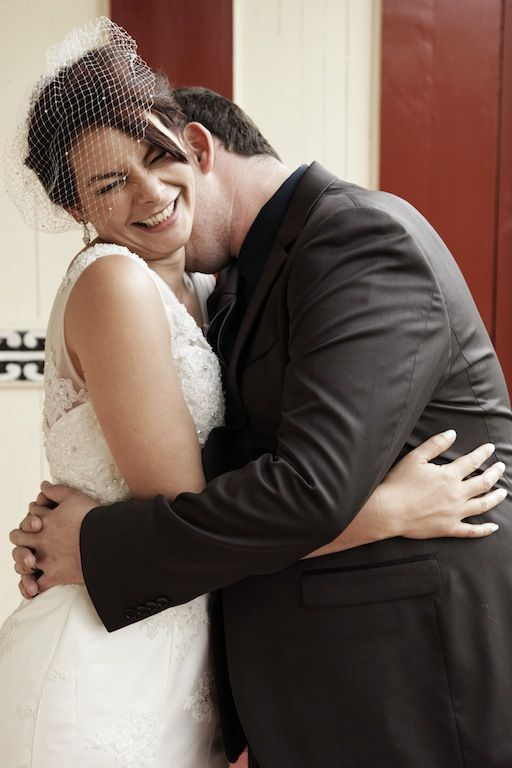 You can't beat a real smile in your wedding photos #weddingphotography