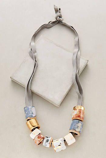 Misura Porcelain Necklace