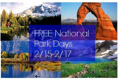 Free National Park Days, 2/15-2/17 - Southern Savers :: Southern Savers