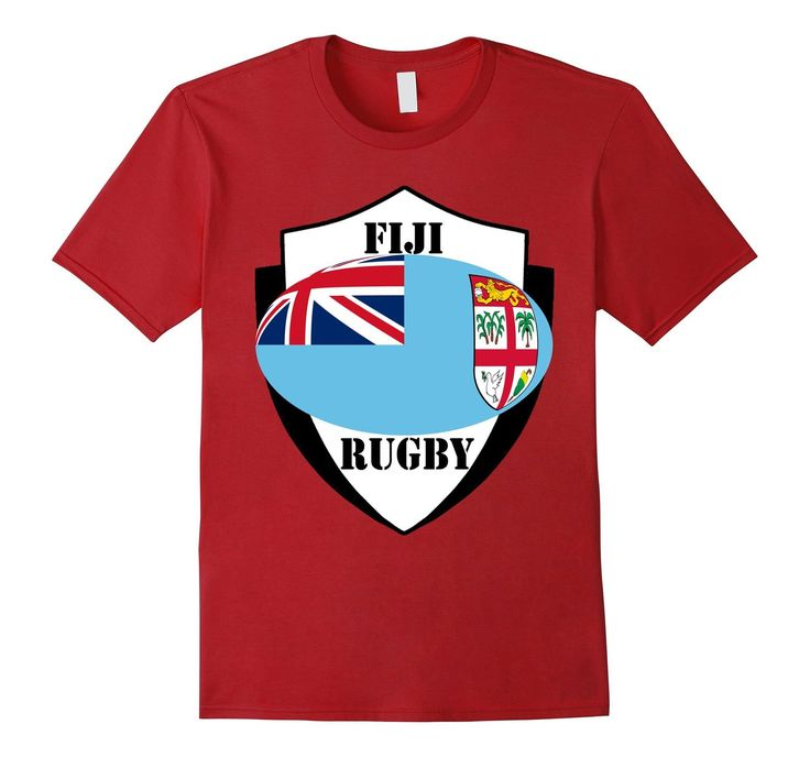 #Fiji Rugby White Shield #TShirt your #Rio2016 teams #rugby7s #olympics #rugby #FijiRugby  http://amzn.to/2a7YHfh