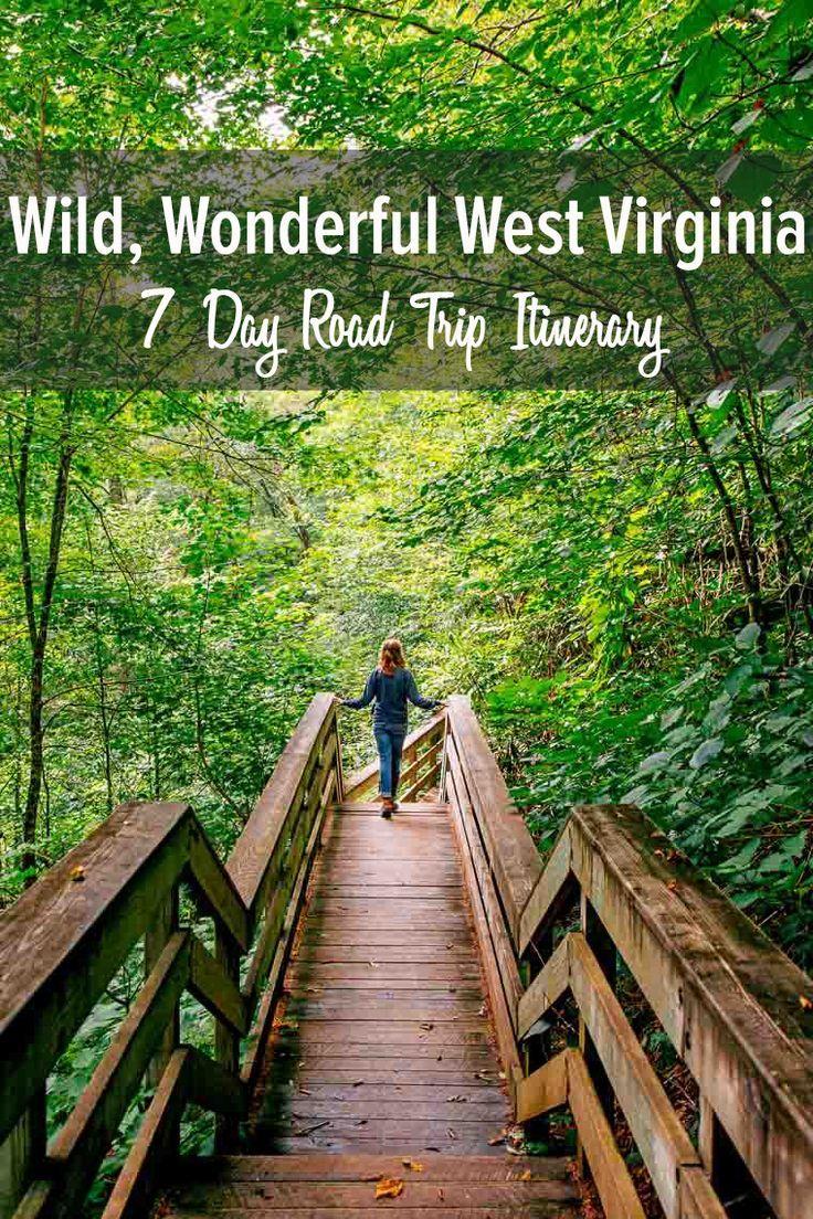 West Virginia is full of off the beaten path outdoor adventures!