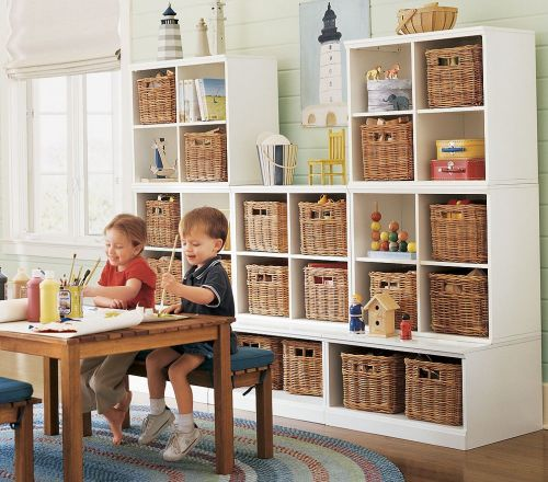 Pottery Barn Kids Cubby Unit