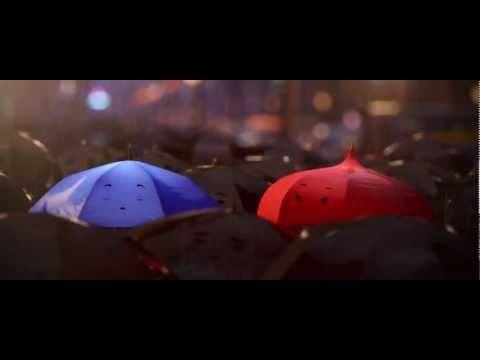 "Meet the creator: The director under Pixar's ""Blue Umbrella"""
