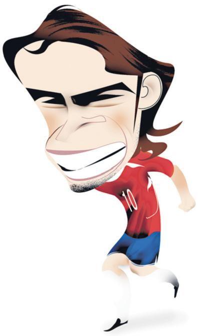 Jorge Valdivia. #Chile