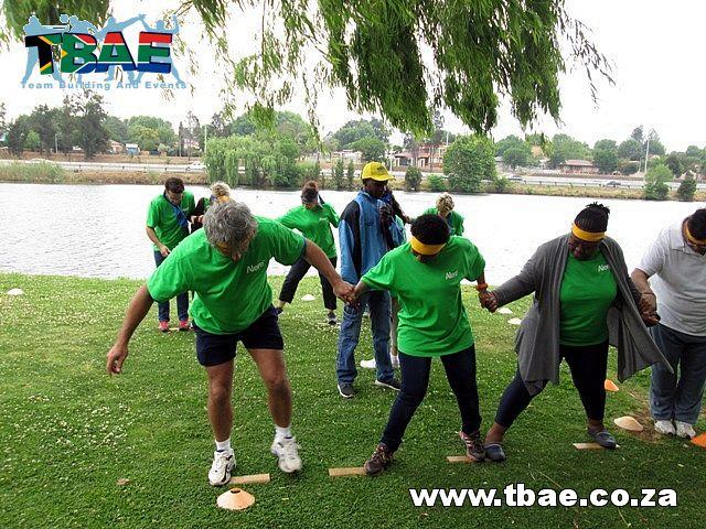 Alere Corporate Fun Day Team Building Benoni
