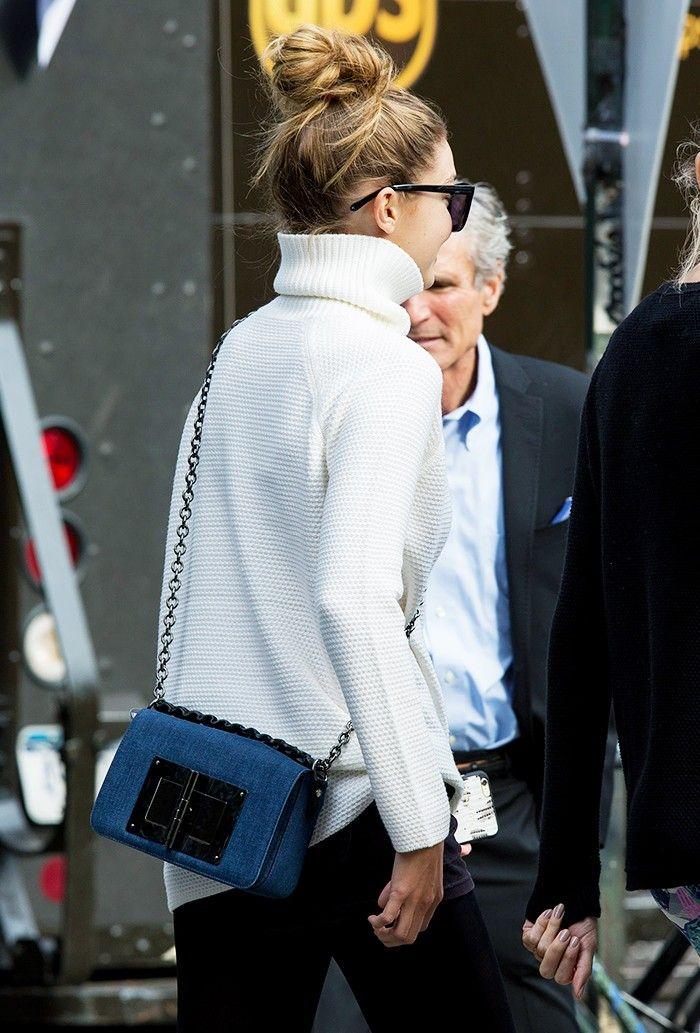 Gigi Hadid Discovered the Coolest Fall Handbags via @WhoWhatWear